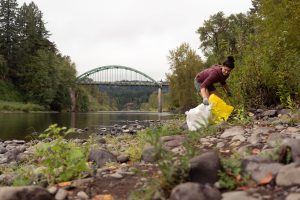 Down the River Cleanup on 20+ Miles of the Clackamas  Returning for a 17th Year on September 8th, 2019
