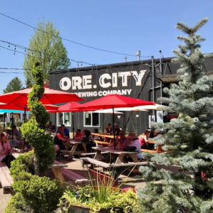 Oregon City Brewing Gift Basket